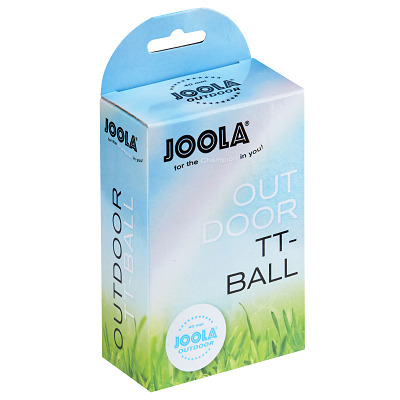 Joola® Outdoor-Tischtennisbälle