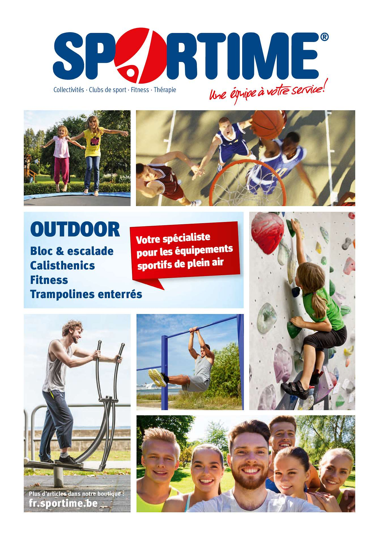 Sport-Thieme® OUTDOOR-Installations sportives PDF
