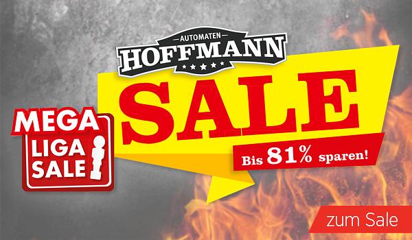 Automaten Hoffmann Mega Liga Sale - Bis zu 81% sparen!